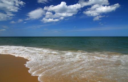 scenic view of virginia beach in america photo