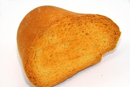 biscotte: d�licieux croustillant et croquant biscotte collations de cookie Banque d'images