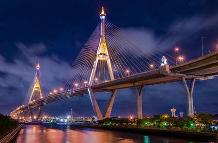 bhumibol: Bhumibol Bridge