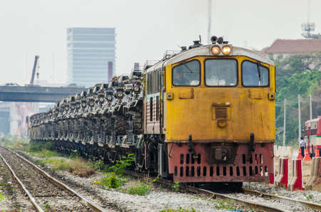 freight train: Special freight train Editorial