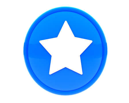 featured: icon for web Stock Photo