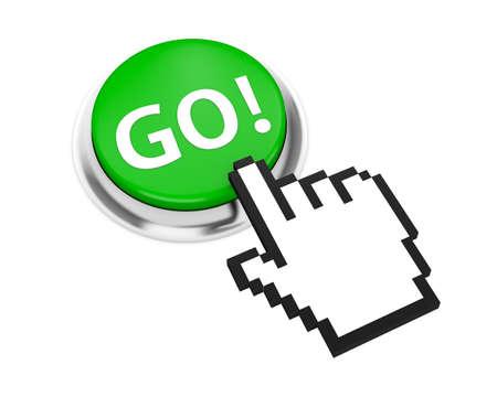 go button icon