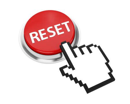 reset: reset button icon