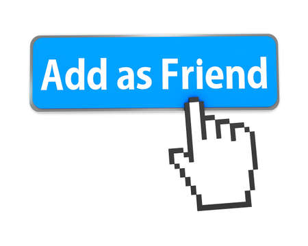 Add as friend button icon photo