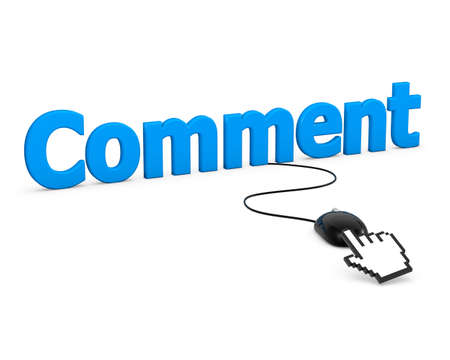 comment and mouse photo