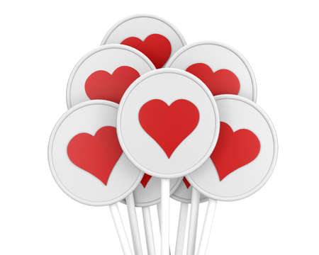 herz: love and happiness concept for valentine