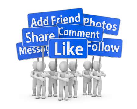 add as friend: social media  symbol