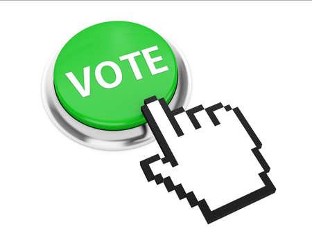 vote button photo