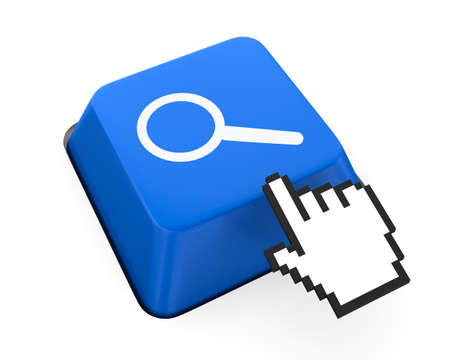 search icon 3d photo