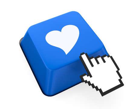 heart symbol photo