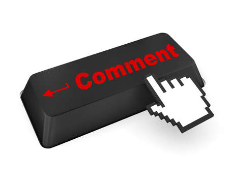comment button photo