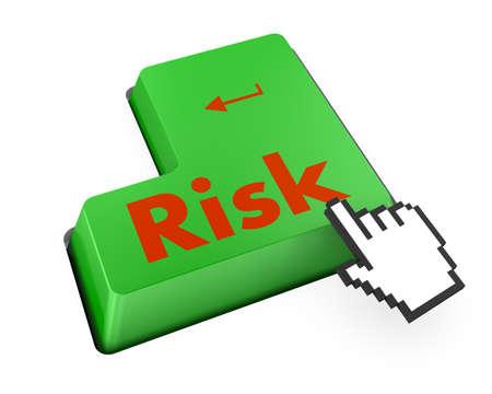risk button photo