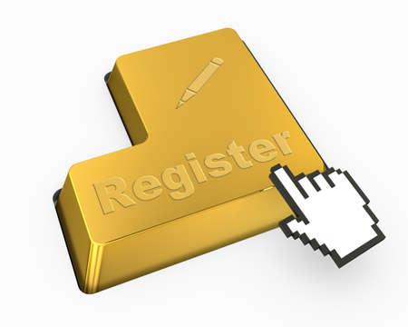 register button photo
