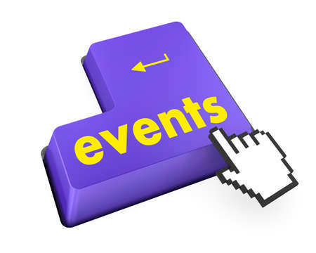 events button on the keyboard photo