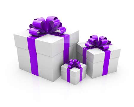many gift 3d photo