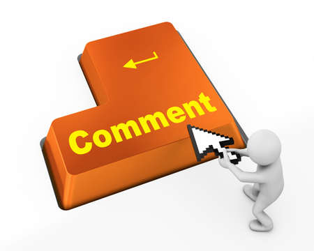 comment: comment button