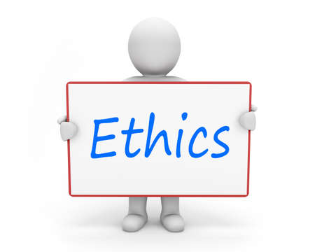 man write ethics