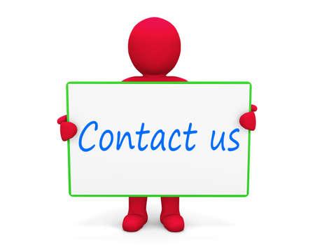 write us: man write contact us