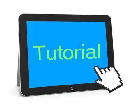 tutorial: man write tutorial