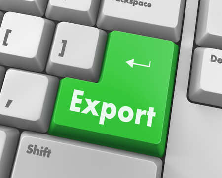 export computer keyboard key button, raster