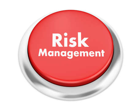diversification: Risk Management button on isolate white background