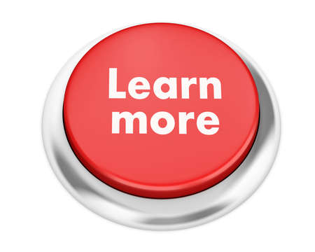 learn more button on isolate white background