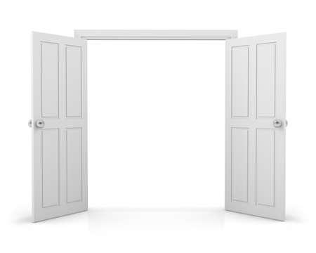 Double Door Stock Photos Pictures Royalty Free Double Door