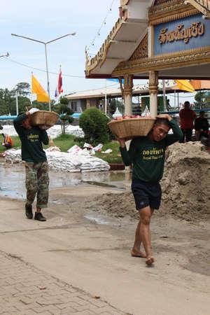 thailand flood: Flood Thailand