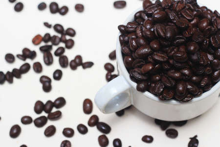 love pic: coffee cup Stock Photo