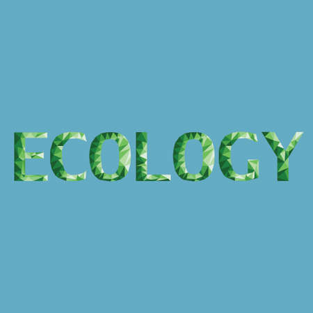 ecology character low poly