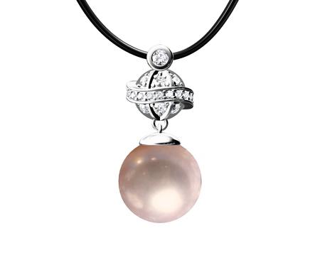 The beauty pearl pendant photo