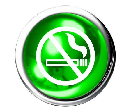 No Smoking Icon Button photo