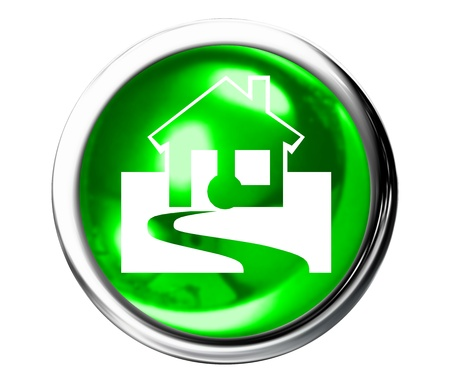 Home Icon Button photo