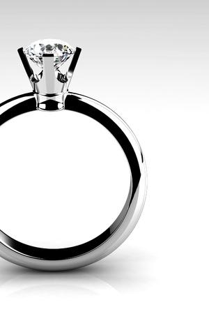 anillo de matrimonio: El anillo de bodas de belleza