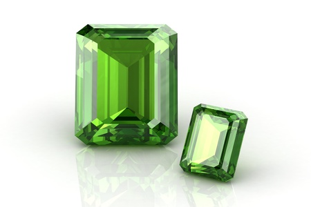 Peridot Stock Photo - 11865771