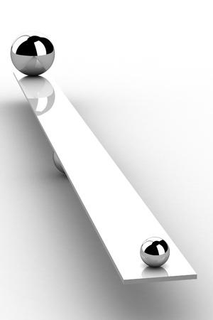 disbalance  high resolution 3D image   photo