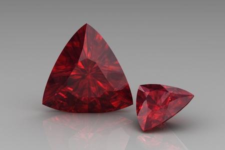 beryl: ruby ,Citrine