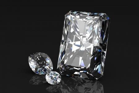 diamond Stock Photo