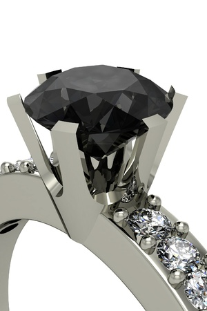 zircon: the beauty wedding ring
