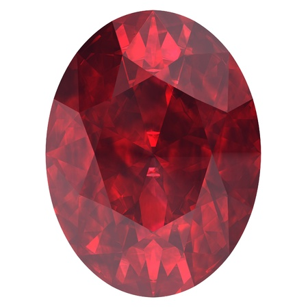 gem stones: ruby ,Citrine