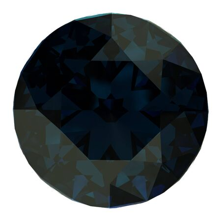 spinel: alexandrite Stock Photo