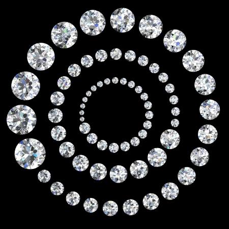 다이아몬드 스톡 콘텐츠 - 14671862