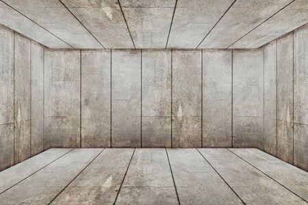 Abstract empty room Stock Photo - 15213485