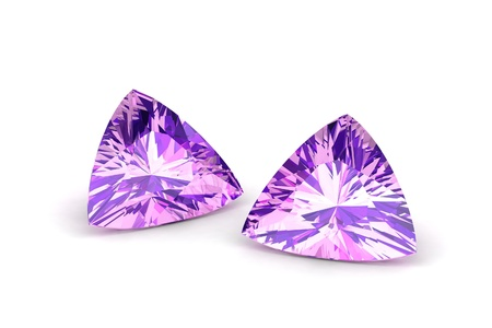 gemstone: amethyst