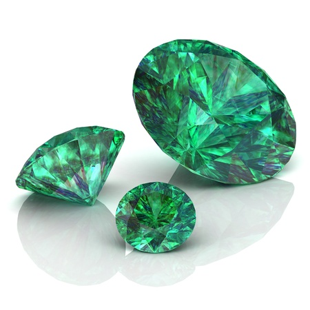 scintillation: emerald