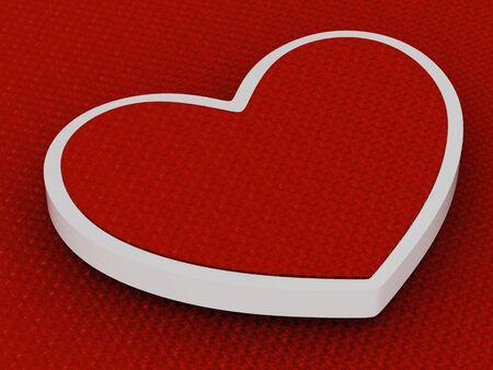 hart: Love background (high resolution 3D image)