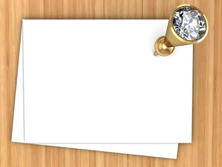 note paper  (high resolution 3D image) photo