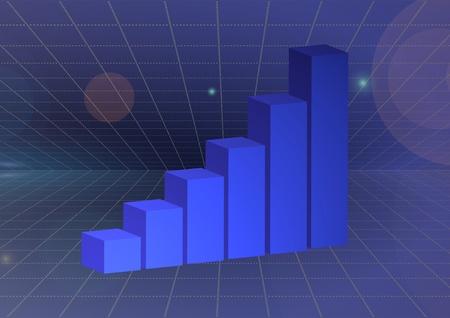 graph grid scale photo