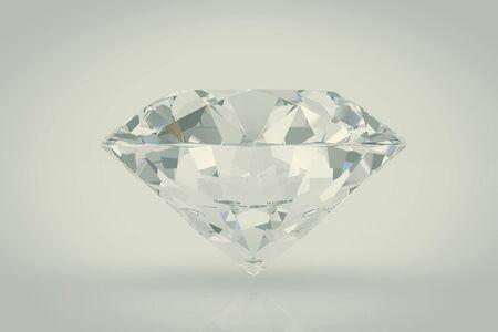 diamante: diamante Foto de archivo