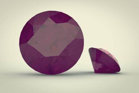 quartzite: ruby ,Citrine